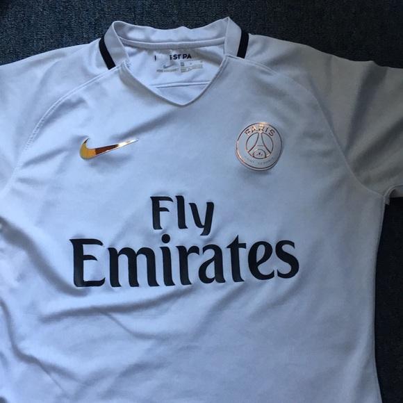 online store 2da3d bc16a Psg Nike Jersey